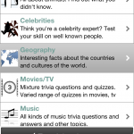 QuizzWorld iphone